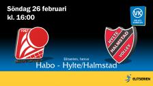 Habo - Hylte/Halmstad (H)