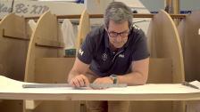 Besök i nya svenska drömfabriken