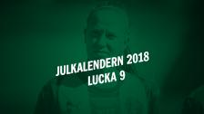 Julkalendern 2018 - Lucka 9