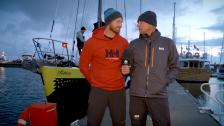 Hamnen.ses reportrar lämnar Orkney