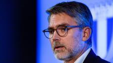 Niclas Carlnén om regeringens beslut i publikfrågan
