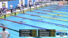 2 200m Medley Damer Heat B-Final SM/JSM 25m 2015