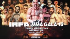 IRFA MMA GALA 13