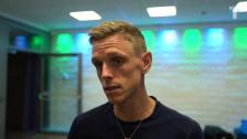 INTERVJU: Sören Rieks efter matchen mot Hammarby
