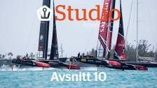 Oracles haveri och tekniksnack med Svensk besättningsman
