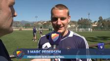 Första insläppta målet för Marc