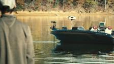 Minn Kota elmotor - om man vill slippa köra båt