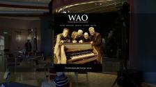 Flerspråkig konsert med WAO