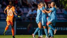 Highlights Vittsjö-Djurgården 0-1 OBOS Dallsvenskan 2021
