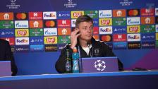 Presskonferens med JDT efter mötet mot FC Zenit