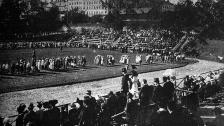 Kanalplan 100 år - se bilderna från den officiella invigningen