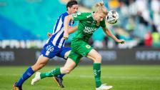 Sammandrag från 0-0 borta mot Göteborg