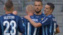 Höjdpunkter från Djurgården – Helsingborg (2-2)