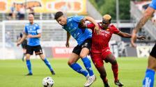 Highlights Halmstad BK-Djurgården 0-0 Allsvenskan 2021