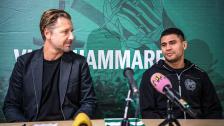 Paulinho till Hammarby - se presskonferensen