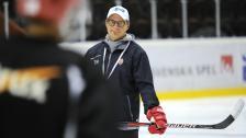 Björn Hellkvist inför hemmamatchen mot Tingsryd