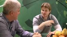 Lång intervju med Fredrik Berglund