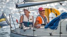 Upptäck båtlivet – erfarna systrar på seglats