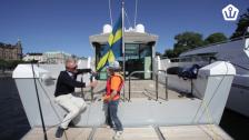 Delta 54 – Wille 8 år kör båt värd 14 miljoner