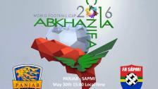 Panjab - Sapmi - 30 May 15:00 GMT
