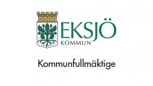 13 juni kl.15.00 Eksjö kommunfullmäktige