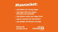UN Women och Hammarby Fotboll - Arbetet lika relevant nu som 2015