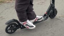 E-Twow – eldriven och lättstuvad sparkcykel för båtfolk
