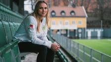 Frida Thörnqvist – Strävar efter att knipa en startplats