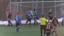 Highlights från DIF-GIF Sundsvall 2012