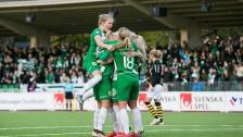 Höjdpunkterna från derbysegern över AIK
