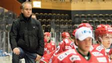 Micke Sundell inför första kvartsfinalen mot Örebro