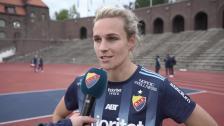 Hannah Wilkinson besviken efter förlusten mot LFC