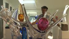 Den seglande glaskonstnären från Orust