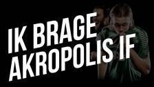 IK Brage - Akropolis