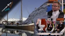 Fängelse för att tömma sin toa och äventyr i Norge