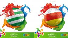 CONIFA Euro 2017: Abkhazia - South Ossetia
