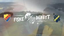 Rivaliteten flyttar ut på vattnet – se trailern till Fiskederbyt 2019