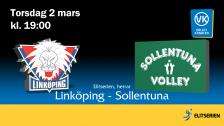 Linköping - Sollentuna (H)