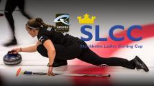 KIM (KOR) - SIGFRIDSSON (SWE) 2016 CCT Stockholm Ladies Curling Cup   Quarter Final  