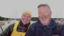 Two dedicated sailors - Watski2star2012