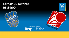 Tierp - Habo (H)