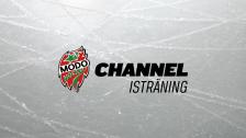 Matchvärmning MODO Hockey herrar 4/10