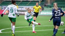 Sammandrag: Hammarby – Sundsvalls DFF 7-1 (2-0)
