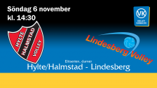 Hylte/Halmstad - Lindesberg (D)
