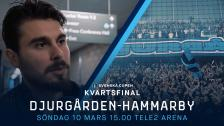 Nyförvärven om cupderbyt | Djurgården-Hammarby