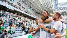 Sammandrag: Hammarby – FK Čukarički 5-1