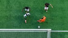 Höjdpunkter från segern över AIK