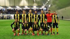 Sammandraget av herrlagets match mot FC Flora