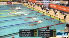 48 100m Frisim Herrar A-Final SM/JSM 25m 2015