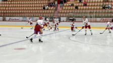 Efter matchen mot Timrå IK